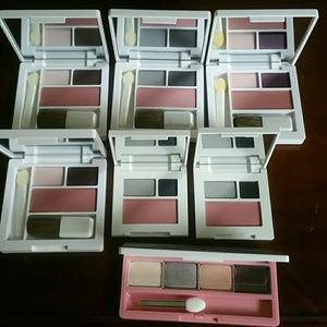 Clinique eye shadows lot